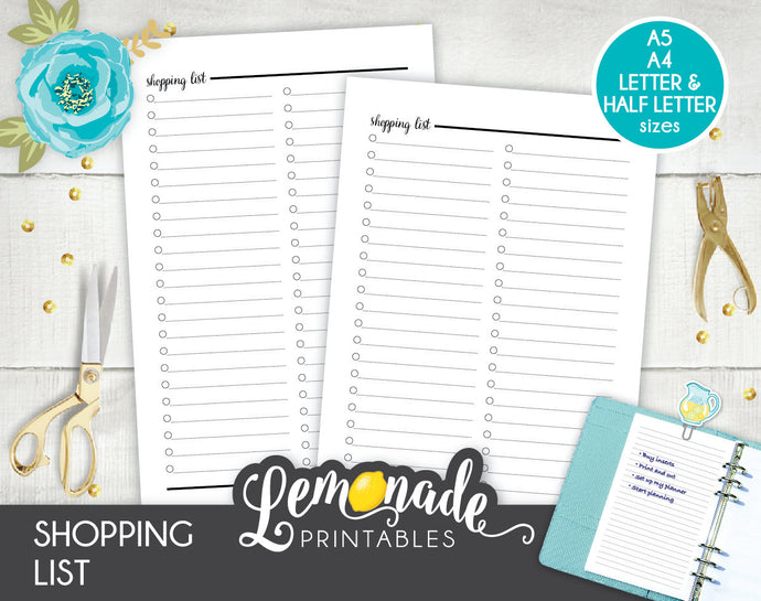 picture about Printable Planner Inserts named Printable Planner Inserts Paper Lemonade Co