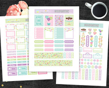 Weekly kit celebration Printable Stickers