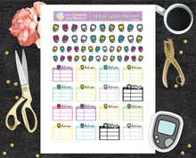 Blood sugar Printable Stickers diabetes sticker PR-202