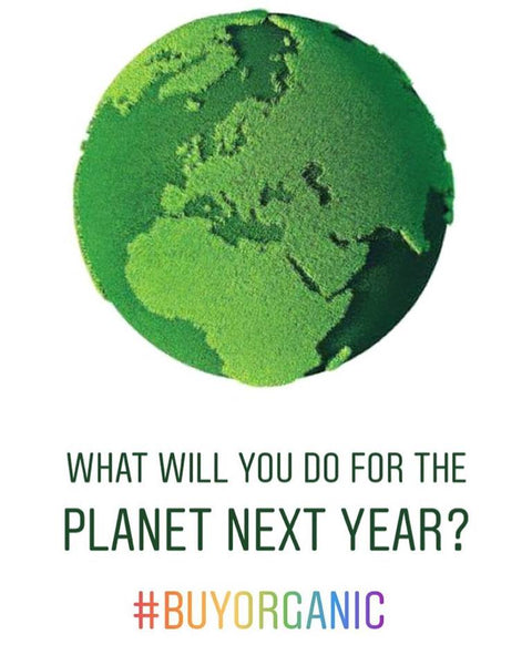 What will you do for the planet in 2019?
