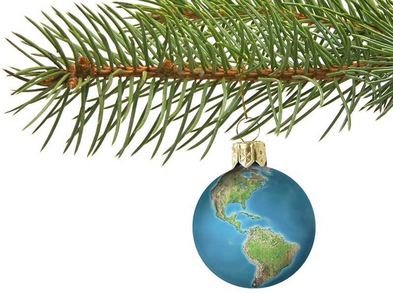 6 tips on how to be sustainable this Christmas