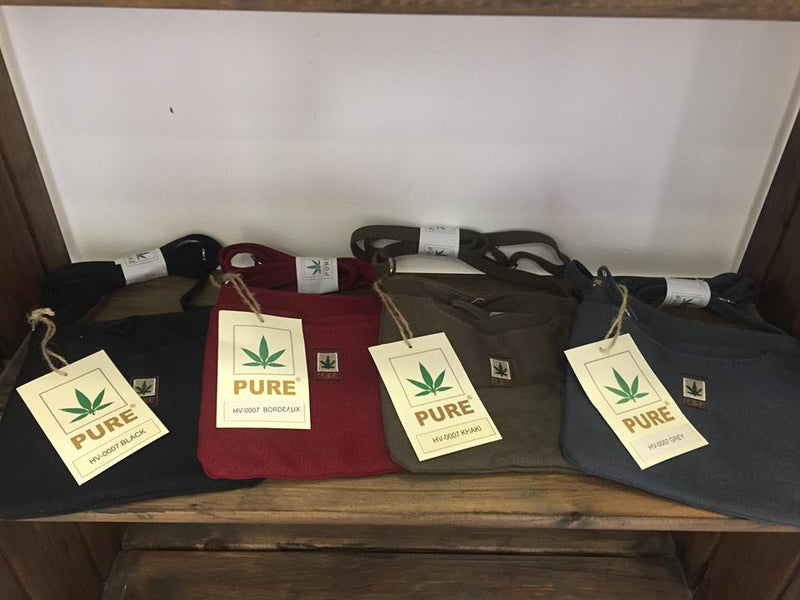 Hurry up and buy our last Hemp Bags!
