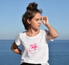 100% Organic Cotton T-shirt Hippo