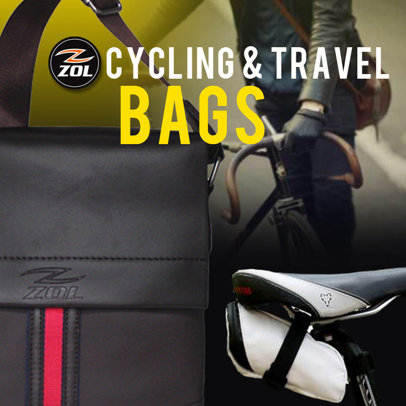 Cycling & Travel Bags