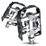Wellgo Multi Function Mountain Bike Pedals Spd Compatible - Zol Cycling