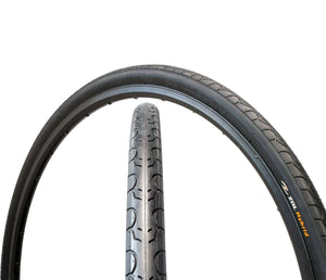 Zol Velocita Road Wire Bike Bicycle Tire 700x32C G5013 Black - Zol Cycling