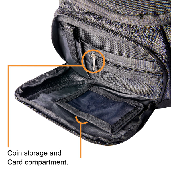 "Zol Cross Bag for Tablet 7""-8"" Ipad Mini, Galaxy Tab, Kindle - Zol Cycling"