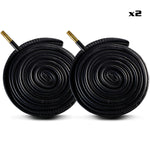 "Zol Mtb Bicycle Bike Bicycle Inner Tube 26""x1.95/2.125 Schrader Valve 48mm - Zol Cycling"