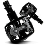 Wellgo Mtb Bike Pedals Spd Compatible Wpd-823 - Zol Cycling