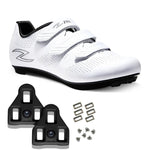 Zol Fondo Road cycling Shoes with Look Delta Cleat Compatible with Peloton - Zol Cycling