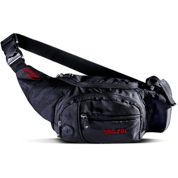 Zol Big Waist Bag - Zol Cycling