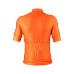 Zol Cycling Breathable Race Fit Jersey Orange