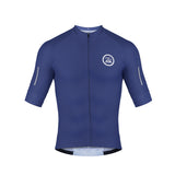 Zol Cycling Breathable Race Fit Jersey Blue - Zol Cycling
