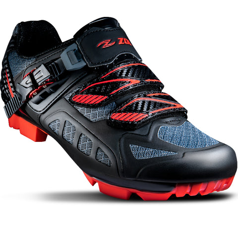 Zol Predator Plus MTB Mountain Bike and Indoor Cycling Shoes - Zol Cycling