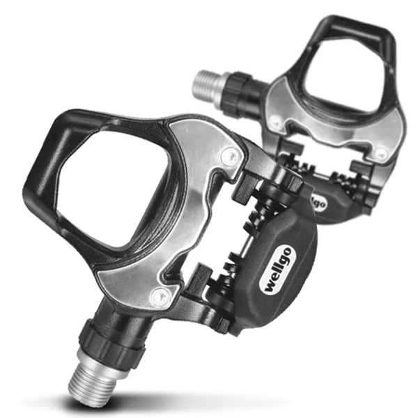 Wellgo Road Bike Pedals Compatible with Look Keo - Zol Cycling