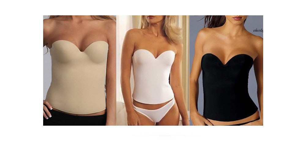 Shop corsets, Bridal bustier and longline bra. we carry waist cincher, low back Bustier, bridal seamless corsets and bustier sets. shipping are free, no limits