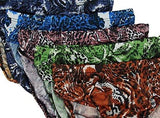 (6-Pack) Animal Print Mens Brief underwear 1