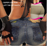 Butt Booster Panty Super Low Rise 3