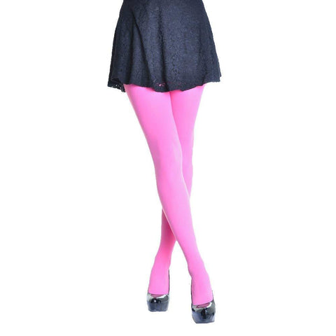 Angelina 7900 Ultra Stretchy 70 Denier Opaque Tights stockings pink