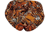 (6-Pack) Animal Print Mens Brief underwear 3