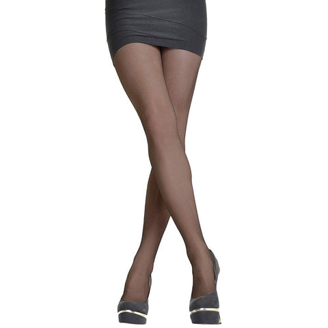 Angelina 555 15D Ultra Sheer Pantyhose stockings black