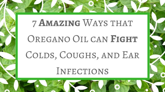 Ways to use oregano essential oil