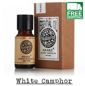 White Camphor Essential Oil