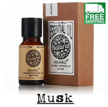 Musk Essential Oil for Relieving