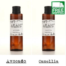Avocado and Camellia Essential Oil Pack