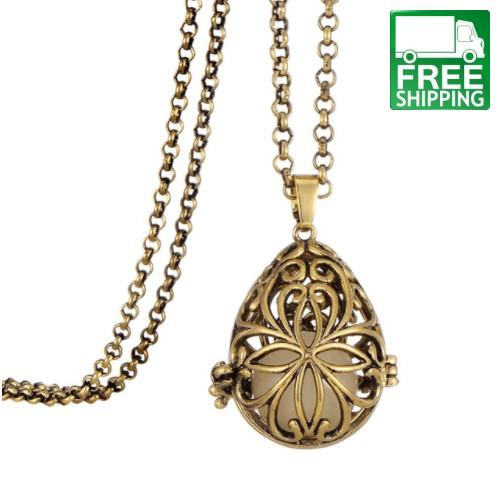 Aromatherapy Glow Ball Locket
