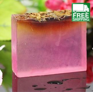 Rose Camilla Essential Oil Soap