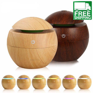 Mini Portable Essential Oil Diffuser
