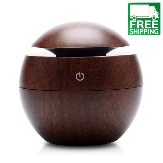 Ultrasonic 130ML Aromatherapy Essential Oil Diffuser