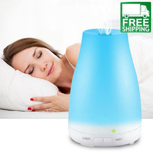 Essential Oils Diffuser and Humidifier