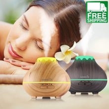 150ml Ultrasonic Essential Oil Diffuser