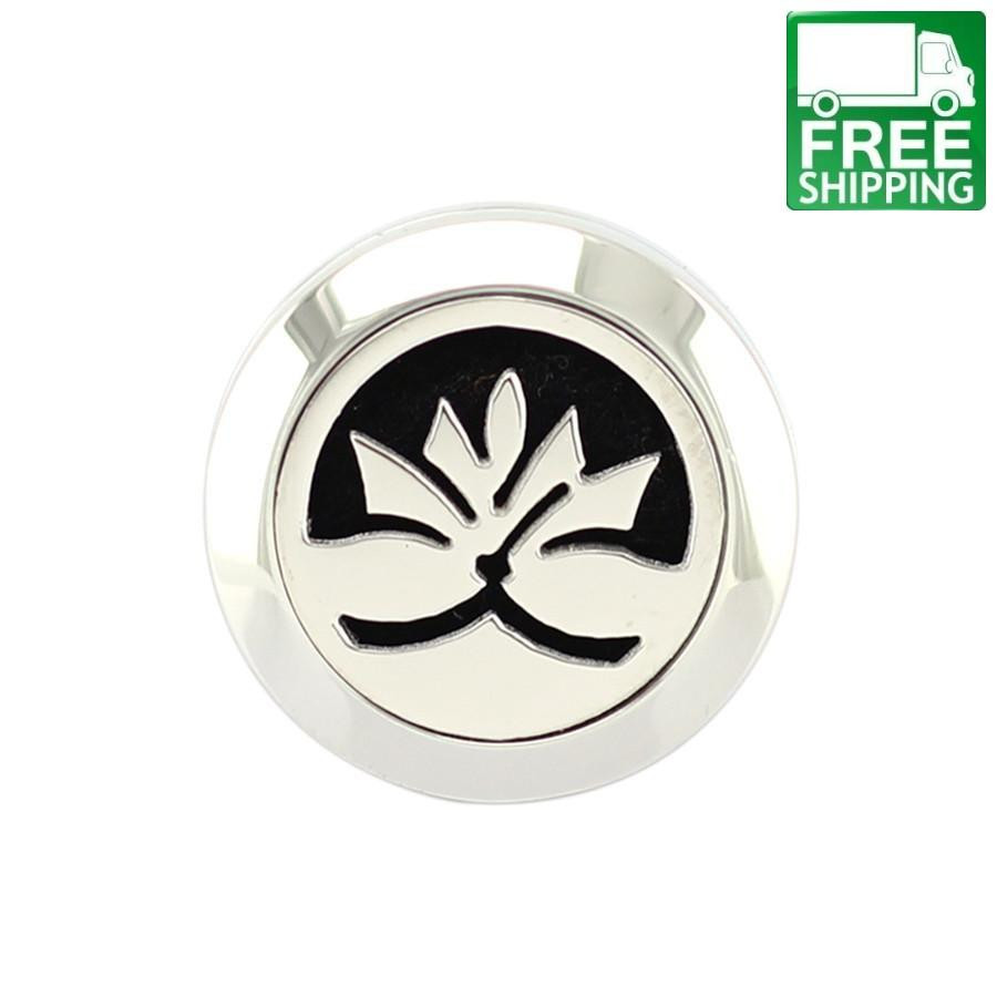 Lotus Aromatherapy Ring