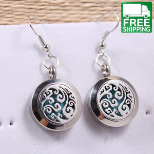 Aromatherapy Dangle Earrings