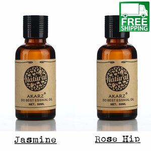 Jasmine Rose Hip Essential Oil Repair Skin 30Ml2