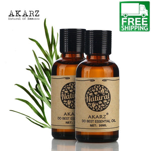 Rose and Tea Tree Essential Oil Pack