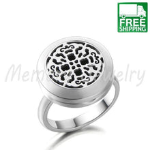 Stainless Steel Aromatherapy Diffuser Ring
