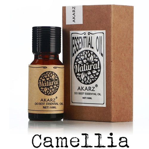 Camellia Oil for Hair and Skin Care