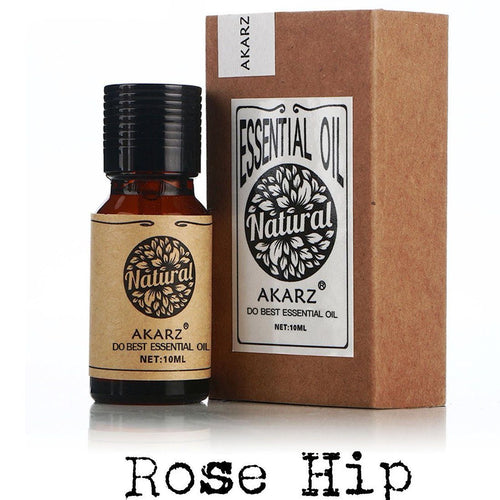 Rose Hip Oil for Stretch Marks
