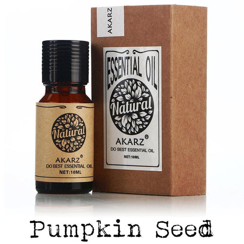 Pumpkin Seed Essential Oil for Strong Hair
