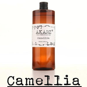 Camellia Oil for Smooth Skin and Hair