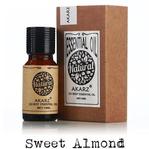 Sweet Almond Oil for Healthy Skin