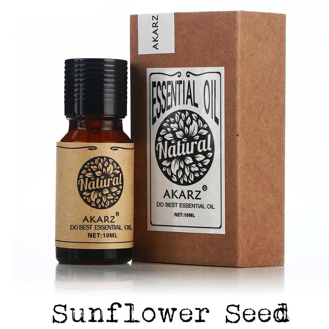 Sunflower Seed Essential Oil for Anti-Aging