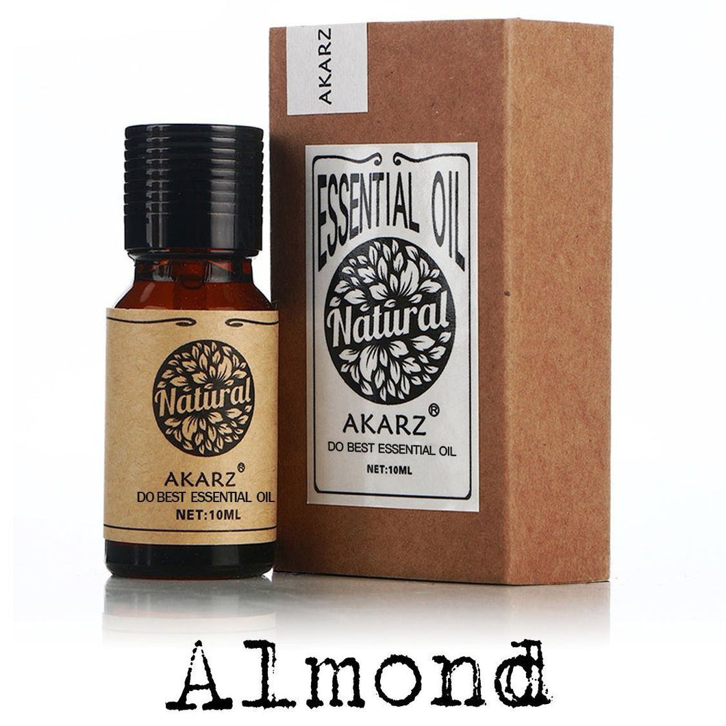 Almond Essential Oil for Skin and Hair Care