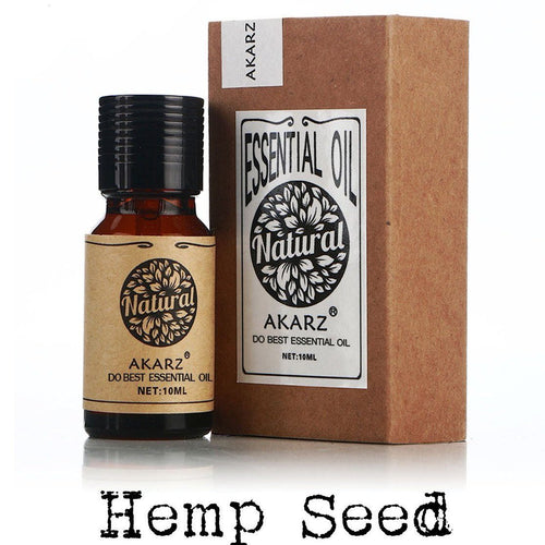 Hemp Seed Oil For Vibrant Skin