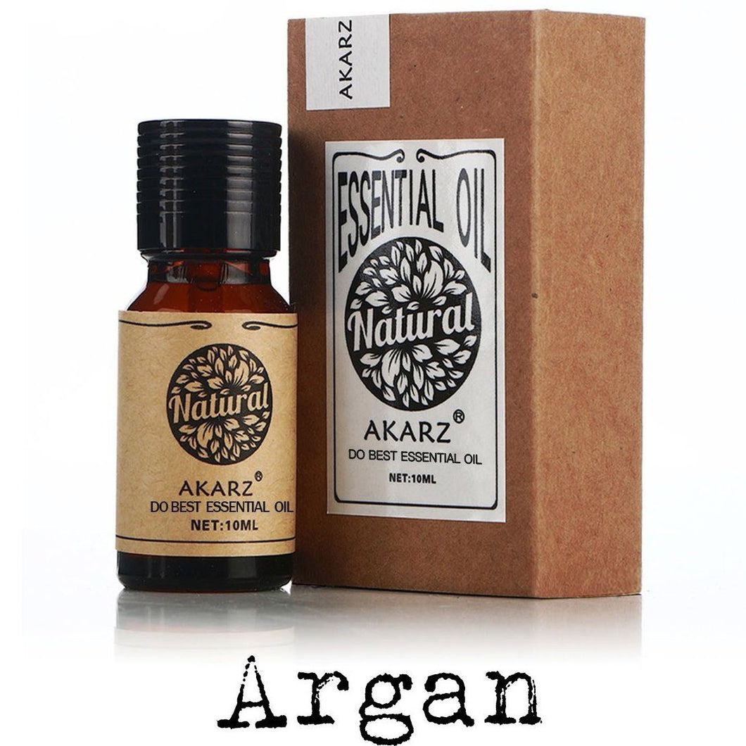 Moroccan Argan Oil for Dry Hair