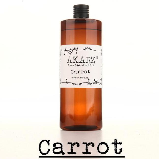 Carrot Carrier Oil for skin care